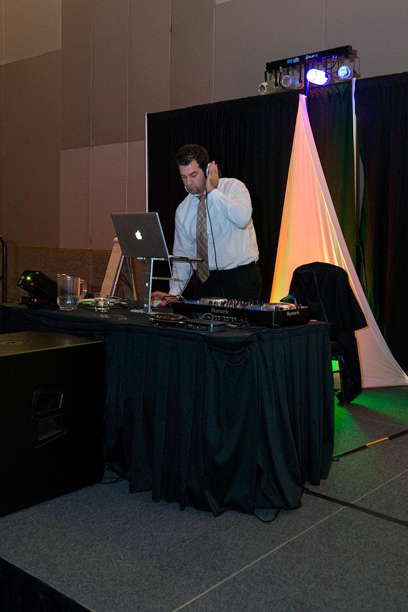 Executive DJ Wedding